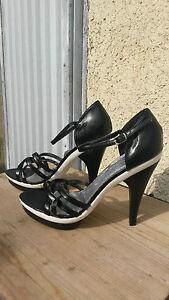 Escarpins-chaussures-sandales-pointure-39-ANDREA-CONTI