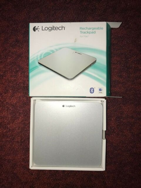 Logitech Rechargeable Trackpad For Mac T651 ( 910-002948)