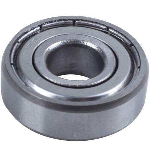 6201Z 12 x 32 x 10 mm Double blindage DEEP GROOVE Wheel Ball Bearin H7X5