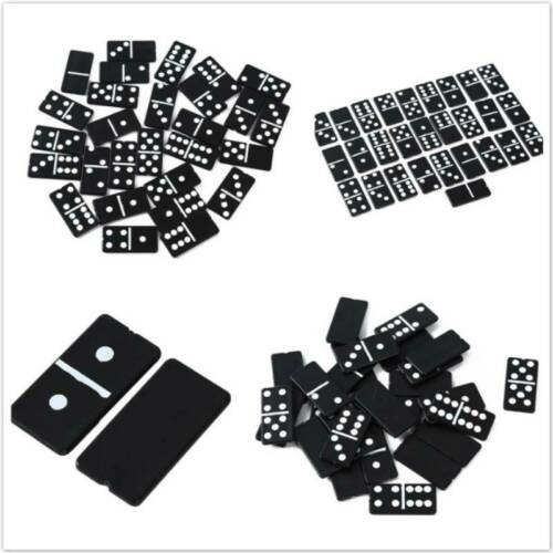 28 Tablets//Set Dominoes Children/'s Products Toy Party Fun Domino Game BM