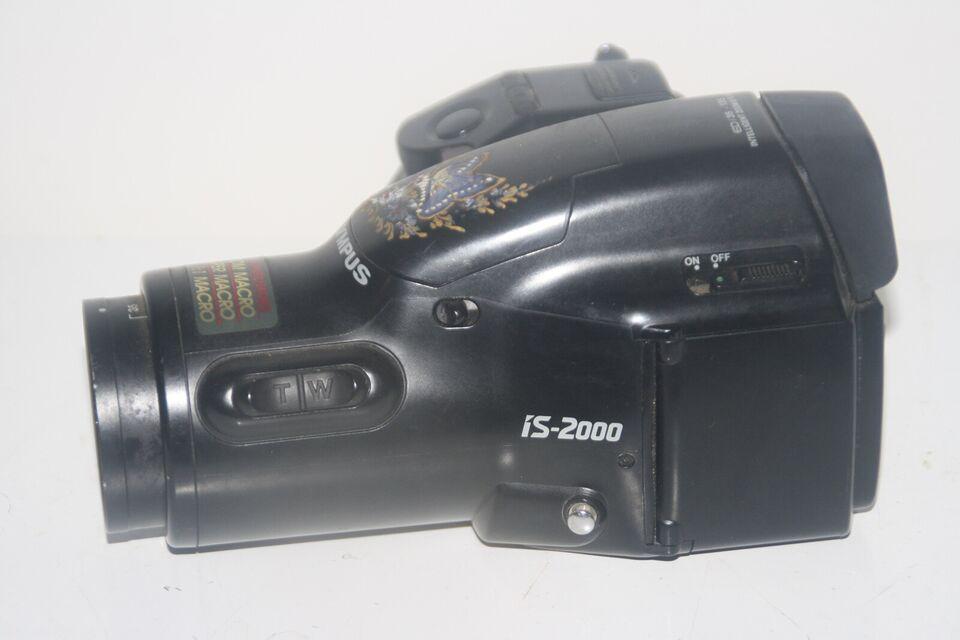 Andet, Olympus IS-2000