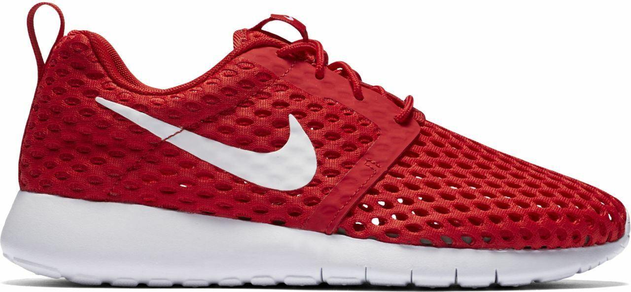 Nike Roshe One Flight Weight (GS) Red/White 705485 601 Unisex UK 3-6