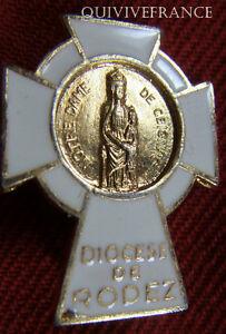 RG423-INSIGNE-DIOCESE-DE-RODEZ-blanc