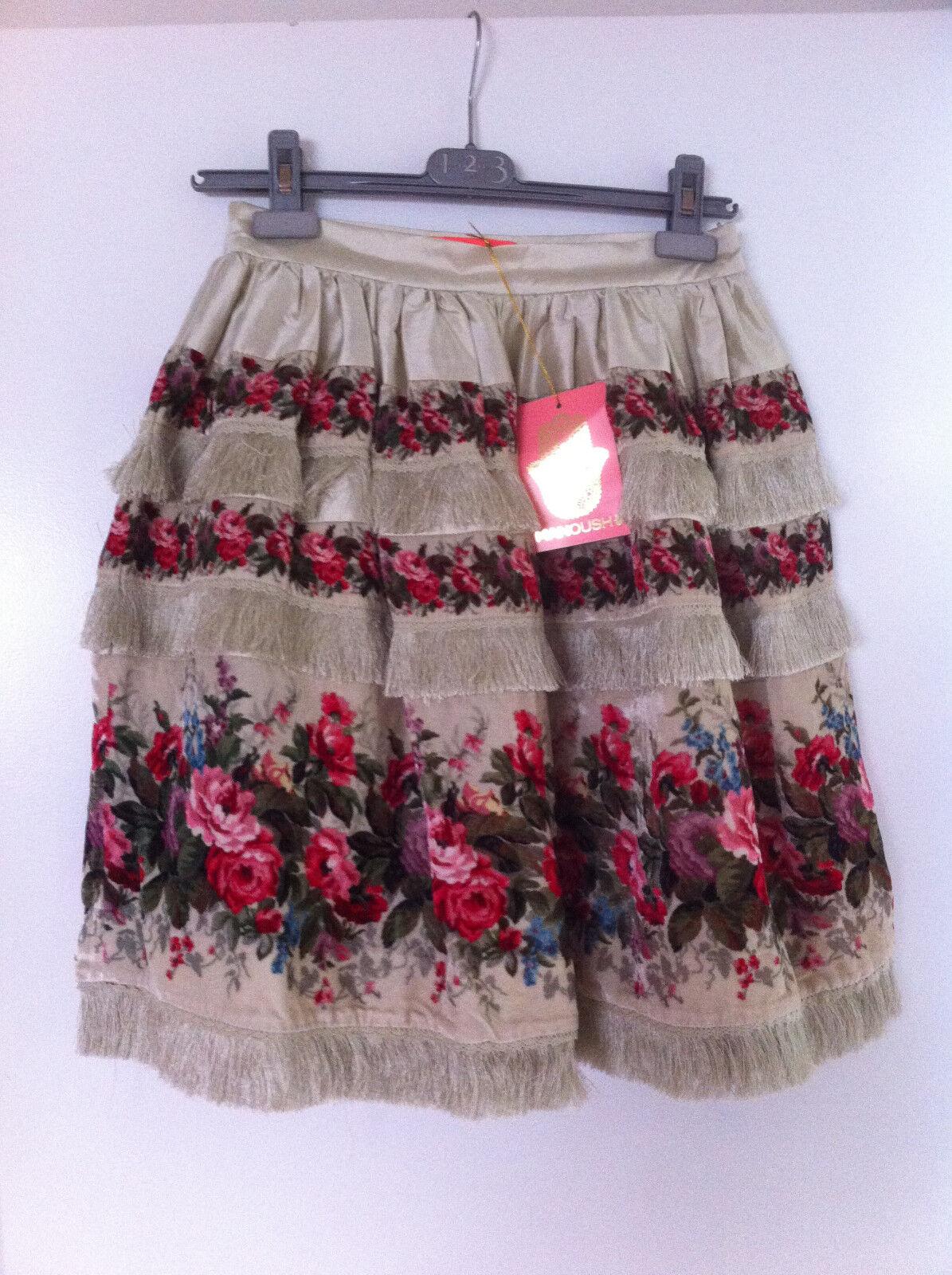 NWT Manoush Skirt  jupe anglaise  2 sizes