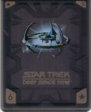 Star Trek Deep Space Nine Season 6 Hartbox Deutsche Ausgabe [7 DVDs]