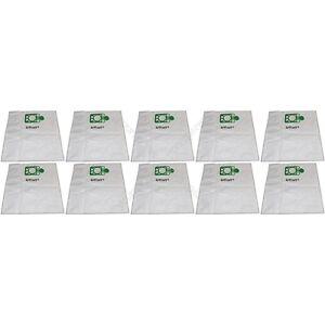 10 X Numatic Nv250 Microfibre Sacs Pour Aspirateur-afficher Le Titre D'origine