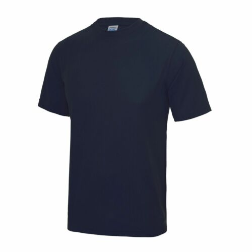AWDis Mens Gents Just Cool Running Breathable Lightweight Fitness T Shirt