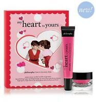 Philosophy 'my Heart To Yours' Lip Scrub & Lip Shine Set In Box, Last One