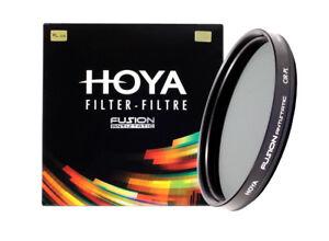Hoya Fusion Filtro UV antistatico