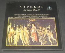 VIVALDI La Cetra Opus 9 Stevens Pini  Tunnell Lester Orpheus OR 334-6 3 lp Box