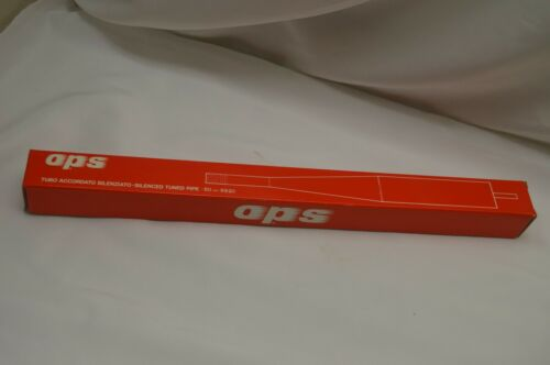 OPS 6920 Silenced Tuned Pipe RC Engines 45 size New In Box NOS
