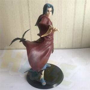 Anime-Cartoon-NARUTO-Uchiha-Itachi-8-034-PVC-Action-Figure-Model-Toy-In-Box-Gift