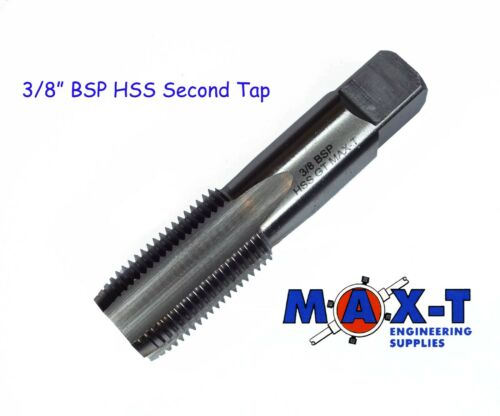 """3//8/"""" BSP HSS Second Tap Ground Thread"""