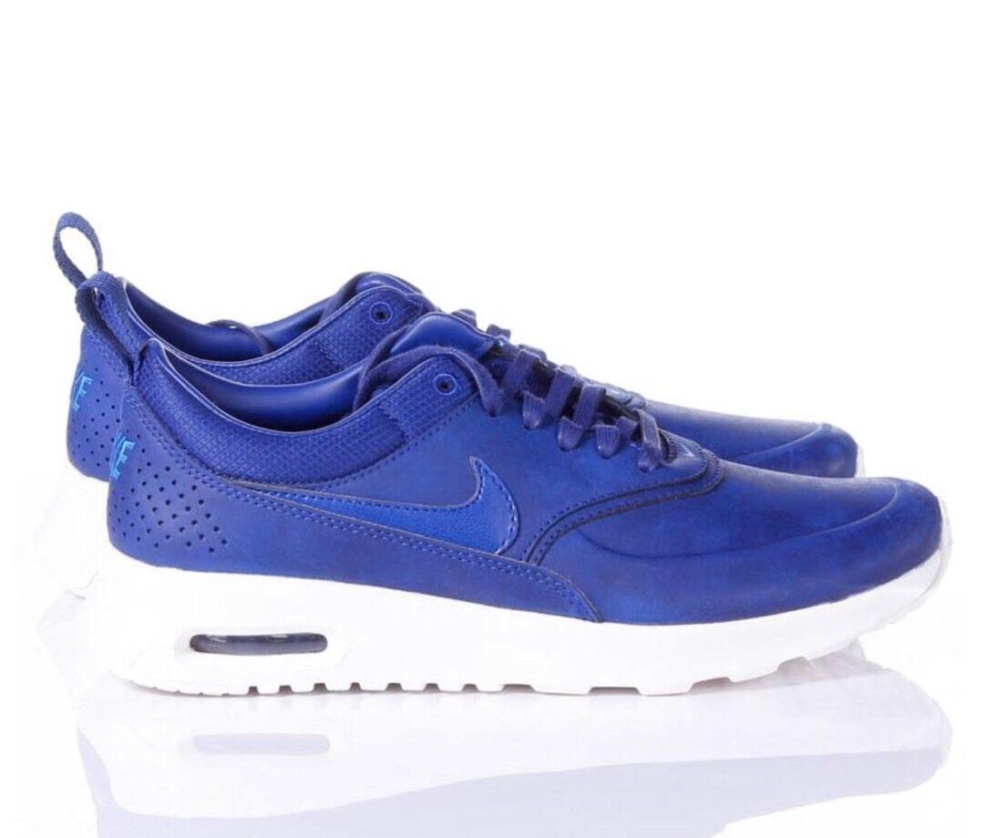 Nike Mujeres Air Max Thea Premium-() - 616723 400 Nuevo
