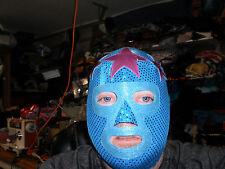 Masked Superstar Pro Wrestling Mask (PRO-GRADE)