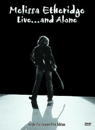 Melissa Etheridge - Live... and Alone (DVD, 2002, 2-Disc ...