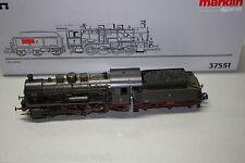 Märklin 37551 Digital Dampflok Baureihe G8.1 KPEV Spur H0 OVP