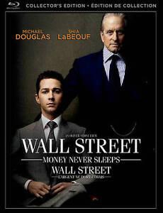 Wall-Street-Money-Never-Sleeps-Canadian-2-Disc-Set-NEW-Blu-Ray