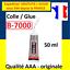 PROMO-Colle-glue-adhesif-B7000-pour-ecran-tablette-vitre-chassis-smartphone miniature 4