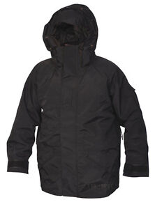 GEN-1-Waterproof-Parka-Jacket-by-TRU-SPEC-2012-BLACK-FREE-SHIPPING
