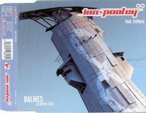 Ian Pooley feat. Esthero - Balmes (A Better Life) *MS-CD*NEU* VVR5016613 - -, Deutschland - Ian Pooley feat. Esthero - Balmes (A Better Life) *MS-CD*NEU* VVR5016613 - -, Deutschland