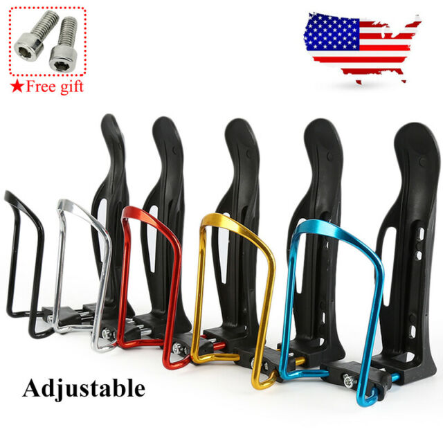 Aluminum Alloy Water Bottle Holder Rack for Bike Cycling Bicycle Motorcycle CA