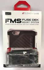 FMS Fuse Mount Belt Clip Works With Element for iPhone 6 6s Emt-0014 Black