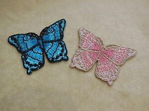 Blues-or-pinks-butterfly-lace-applique-cotton-butterfly-lace-motif-is-for-sale