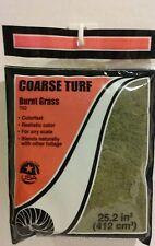 Woodland scenics, Coarse Turf (Burnt grass )