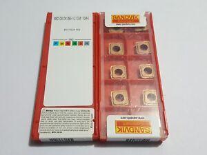 880-06-04-06H-C-GM-1044-SANDVIK-INSERT-Box-of-10-Inserts