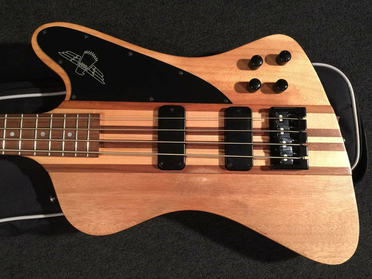 Epiphone T-Bird PRO Bass NAT JAPAN beautiful rare EMS F S