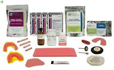 Complete Denture Upper Amp Lower Dys Repair Kit With 28 Teeth No Instructions