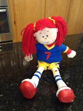 """Language Littles """"Sophie"""" plush stuffed animal doll no longer talking red hair"""