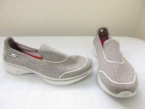 1a840368554d New! Women s Skechers Go Walk 4 Super Sock 4 Casual Walk Shoes 14161 ...