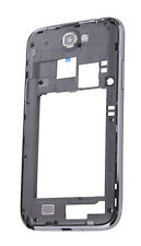 ORIGINAL Black Housing Back Chassis Frame For Samsung Galaxy Note 2 II GT-N7100