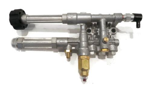 New Troy Bilt Complete PUMP HEAD w// UNLOADER AR42940 SRMW2.2G24 Pressure Washers