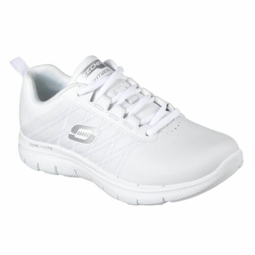 Skechers Womens Ladies Flex Appeal 2.0 Trainers Running Shoes Lace Up