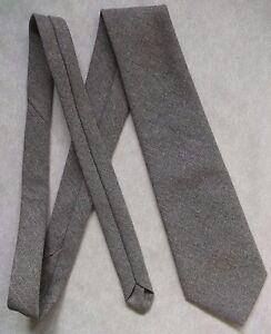 Logique Vintage Tootal Cravate Homme Cravate Rétro 1980 S Fashion Marron-afficher Le Titre D'origine