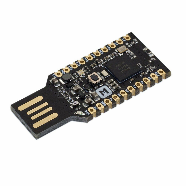 52Pi New Arrival nRF52840-MDK IoT Development Kit Extension Board USB Cable