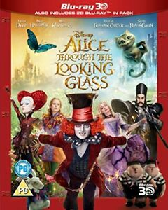 Alice-Through-The-Looking-Glass-Blu-ray-3D-DVD-Region-2