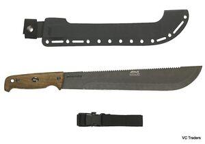 EKA-Machblade-W1-Machete-Camo-Wood-G10-Australian-EKA-Dealer