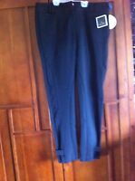 River Island Black Trousers Size 14 New With Tags Original Price £29.99