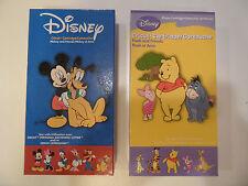 NEW!! RARE!!  Cricut cartridges Disney Bundle-Mickey & Friends, Pooh & Friends!