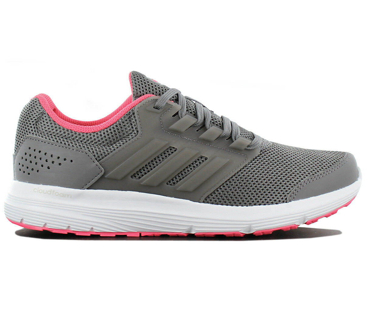 Adidas Galaxy 4 Women's Running Fitness shoes Running Sports shoes Cp8837 Grey