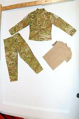 ACE Bandit Joe/'s Dragon 21st toys 1//6 Modern US Navy NWU Type 1 Uniform Set