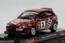 Saico DIECAST 1:72 Alfa Romeo 147 Car Red Model COLLECTION Christmas New Gift