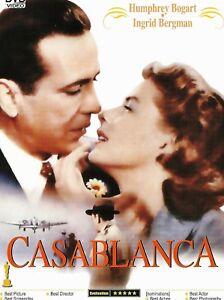 NEW-DVD-034-Casablanca-034-1942-Humphrey-Bogart-Ingrid-Bergman