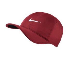 Caricamento dell immagine in corso Nike-Aerobill-Leggere-Drifit-Rosso-Bianco -Unisex-Tennis- a0adef1ccec3