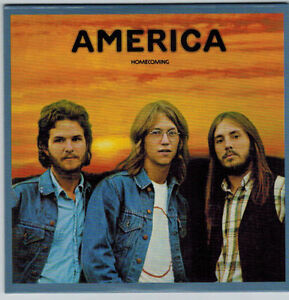 NEW-CD-Album-America-Homecoming-Mini-LP-Style-Card-Case