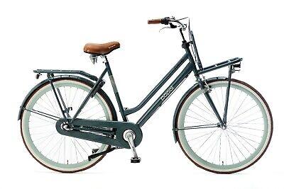 """1G Damenrad Hollandfahrrad Bike Hollandrad Popal /""""Omafiets/"""" 26 Zoll 48 cm"""